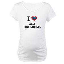 I love Ada Oklahoma Shirt