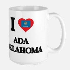 I love Ada Oklahoma Mugs