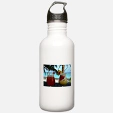Beachy Cocktails Water Bottle