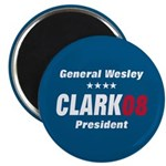 WESLEY CLARK PRESIDENT 08 Magnet
