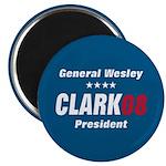 WESLEY CLARK PRESIDENT 08 2.25
