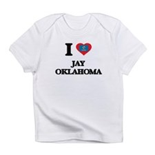 I love Jay Oklahoma Infant T-Shirt