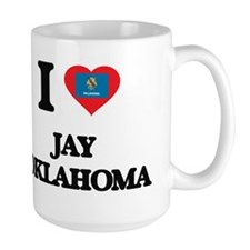 I love Jay Oklahoma Mugs