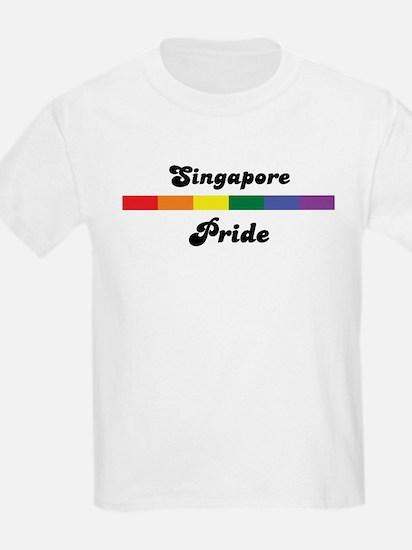 Singapore pride T-Shirt