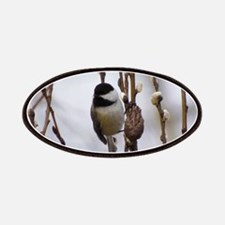 Black Capped Chickadee Patch
