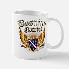 Bosnian Patriot Mug