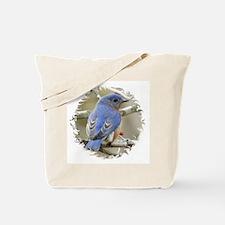 Bluebird Tote Bag