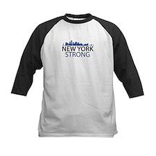 New York Strong - Skyline Baseball Jersey