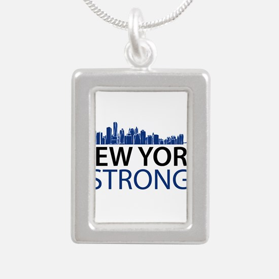 New York Strong - Skyline Necklaces