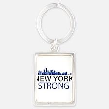 New York Strong - Skyline Keychains