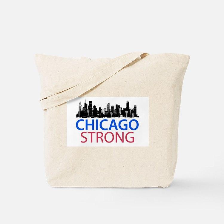 Cute Boston strong baseball Tote Bag