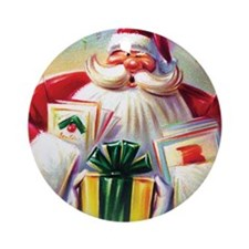 Large christmas Ornament (Round)