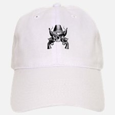 Cowboy Skull Baseball Baseball Baseball Cap