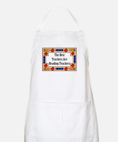 The Best Teachers Are Reading Teachers BBQ Apron