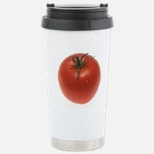 Fresh Tomato Stainless Steel Travel Mug