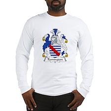 Remington Family Crest  Long Sleeve T-Shirt