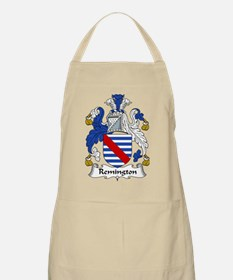 Remington Family Crest BBQ Apron