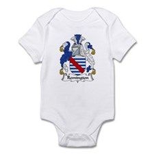 Remington Family Crest Onesie