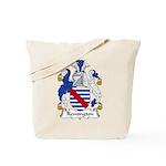 Remington Family Crest Tote Bag