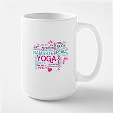 Yoga Inspirations Mug