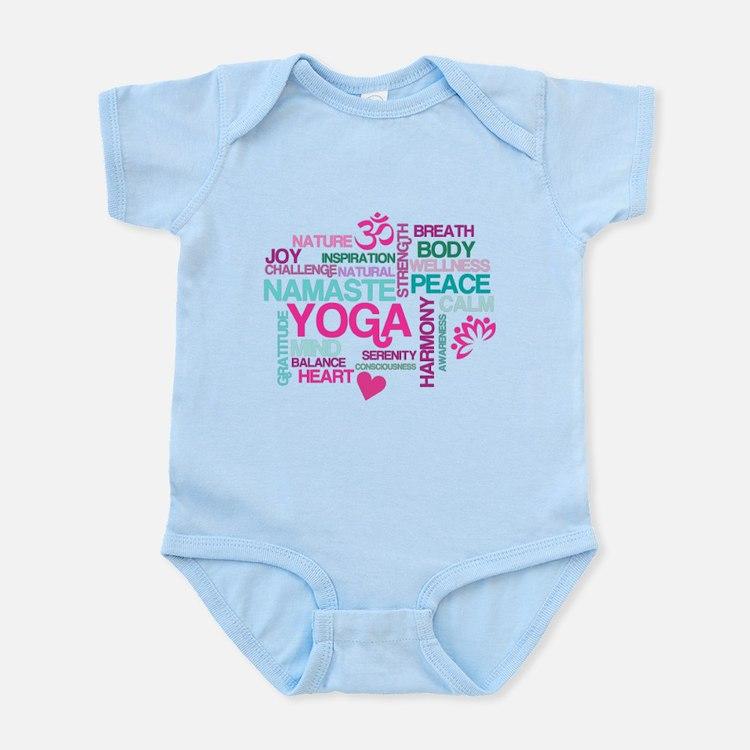Yoga Inspirations Body Suit