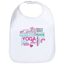 Yoga Inspirations Bib