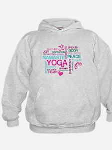 Yoga Inspirations Hoodie