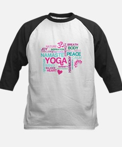 Yoga Inspirations Baseball Jersey