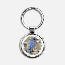 Bluebird Keychains