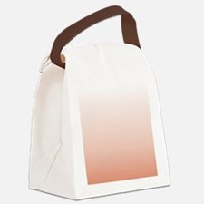 ombre Canvas Lunch Bag