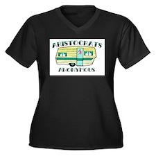 Aristocrats Anonymous Plus Size T-Shirt