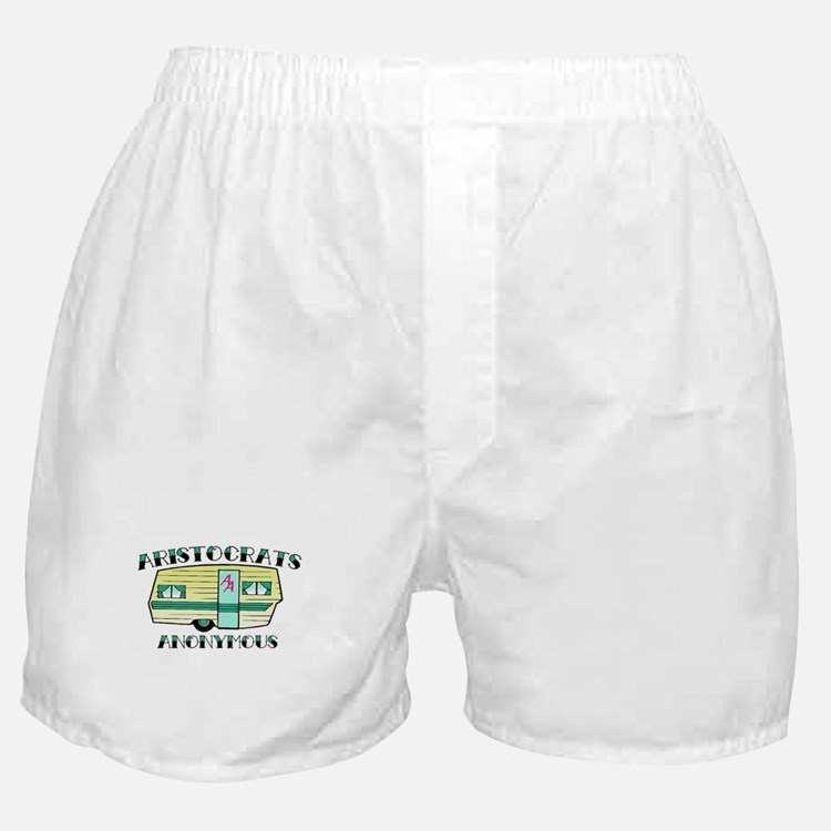 Aristocrats Anonymous Boxer Shorts