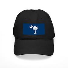 Blue South Carolina Flag Baseball Cap