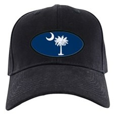 Blue South Carolina Flag Baseball Hat