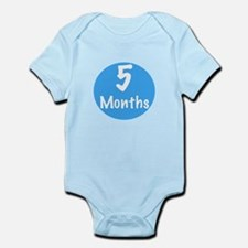 Five Months Onesie Body Suit