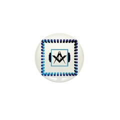 The Altar in the Temple Mini Button (10 pack)