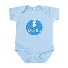 Eight Months Onesie Body Suit