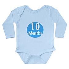 Ten Months Onesie Body Suit