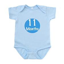 Eleven Months Onesie Body Suit