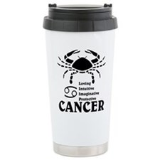 CancerLIGHTFRONT Travel Mug
