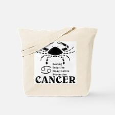 CancerLIGHTFRONT Tote Bag