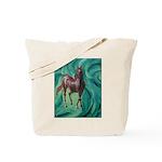arabian horses Tote Bag