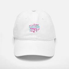 Yoga Inspirations Baseball Baseball Cap
