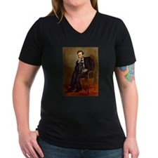 Lincoln-Black Pug Shirt