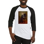 Lincoln-Black Pug Baseball Jersey