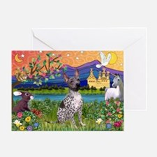 AHT in Fantasyland Greeting Card