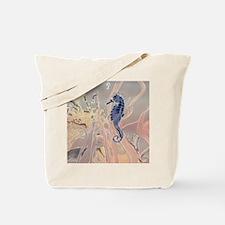 Unique Mauve Tote Bag