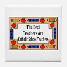 The Best Teachers Are Catholic School Teachers Til