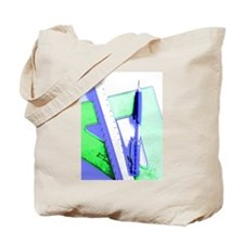 Tools Of An Architect Tote Bag