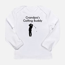 Grandpas Golfing Buddy Long Sleeve T-Shirt